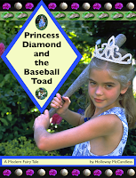 Princess Diamond and the Baseball Toad cover